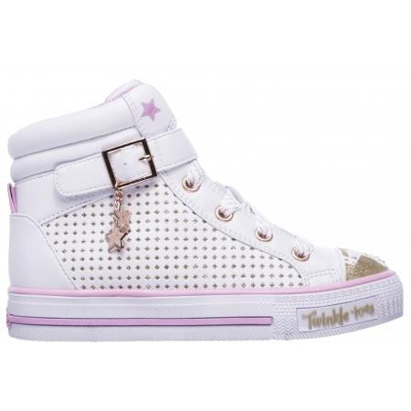 Dievčenské tenisky - Skechers SHUFFLES POP DAZZLE - 2