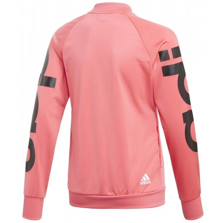Children's suit - adidas LINEAR POLYESTER TRACKSUIT - 4