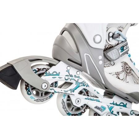 Fitness inline korčule - Zealot MANDY - 7