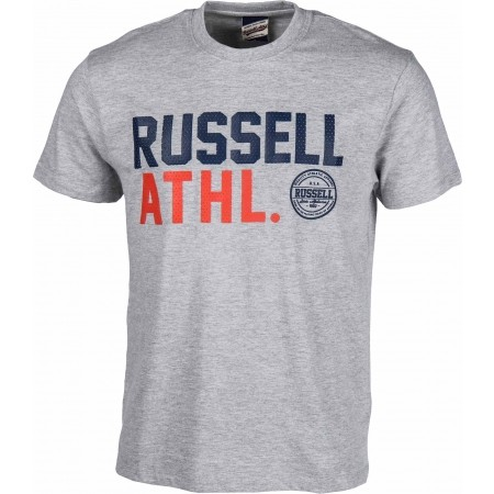 Men's T-shirt - Russell Athletic S/S CREW NECK TEE - 1