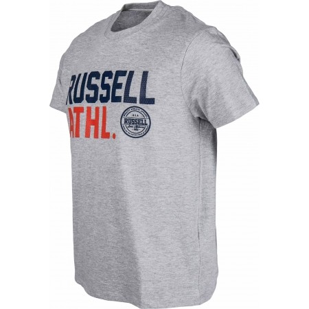 Men's T-shirt - Russell Athletic S/S CREW NECK TEE - 2