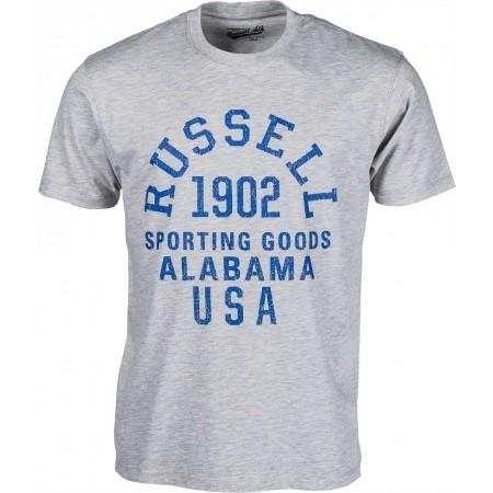 Tricou de bărbați - Russell Athletic S/S CREW ALABAMA TEE - 1
