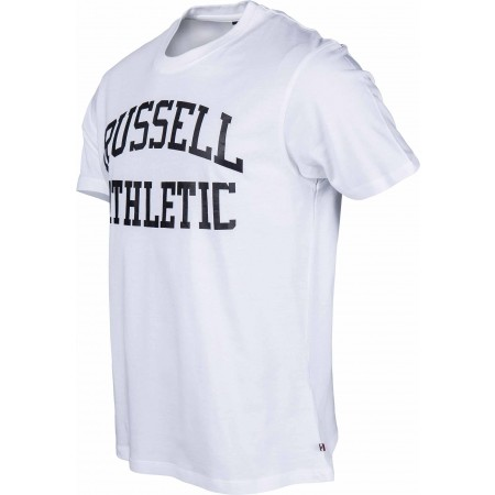 Men's T-shirt - Russell Athletic S/S CREW TEE WITH CLASSIC ARCH LOGO PRINT - 2