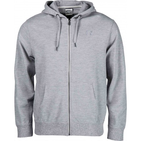 Hanorac de bărbați - Russell Athletic ZIP THROUGHT HOODY - 1
