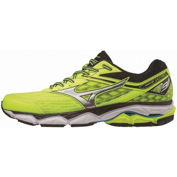 Mizuno WAVE ULTIMA 9 žlutá 12 - Pánská běžecká obuv