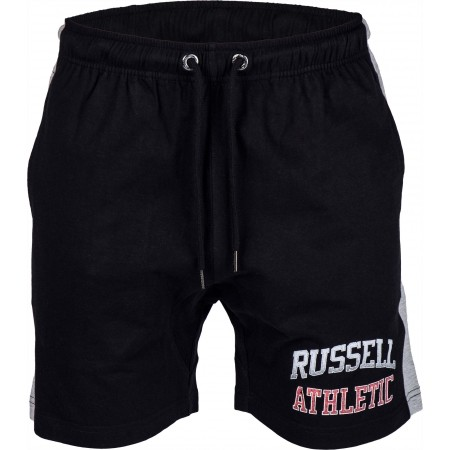 Pánske šortky - Russell Athletic SHORT WITH LOGO - 1