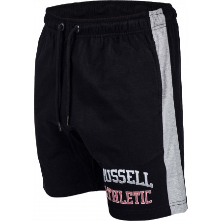 Pánske šortky - Russell Athletic SHORT WITH LOGO - 2