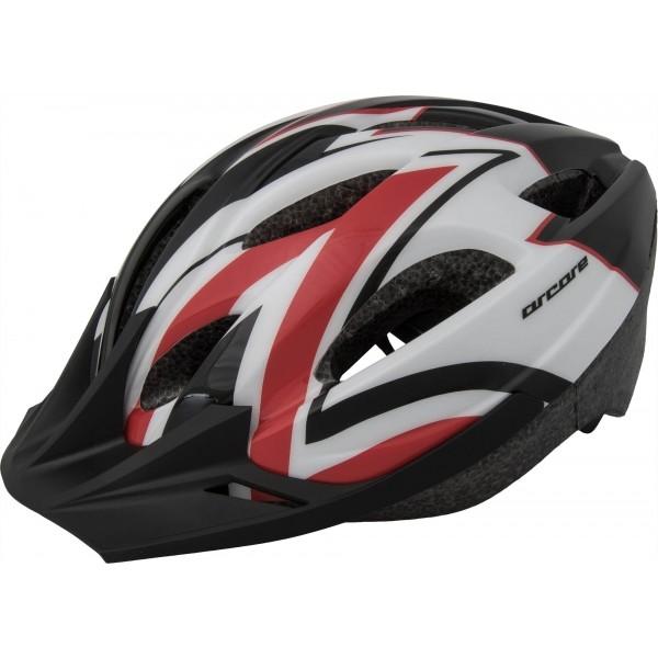 Arcore ARROW piros (54 - 58) - Kerékpáros sisak