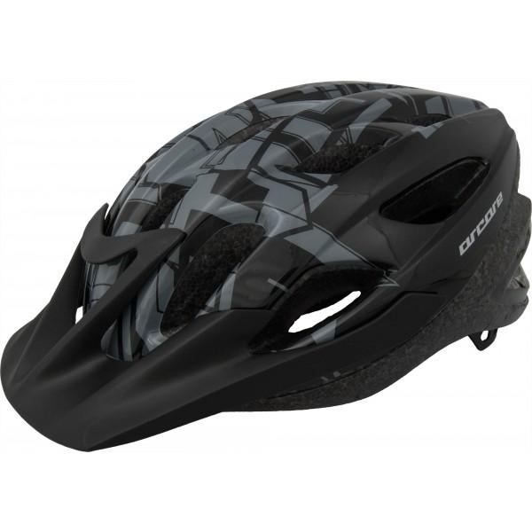 Arcore SHARP černá (58 - 62) - Cyklistická přilba