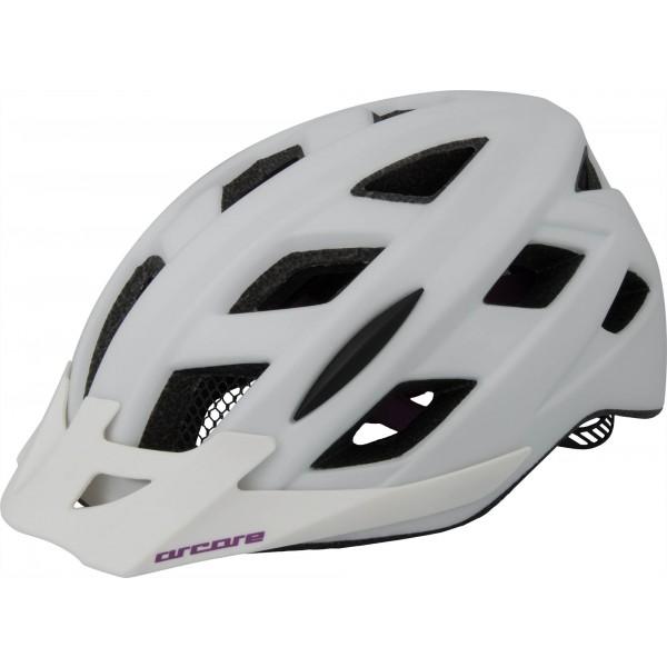 Arcore CITY fehér (52 - 58) - Kerékpáros sisak