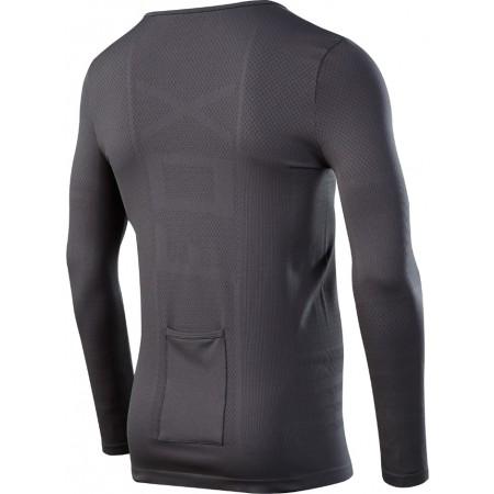 Pánský cyklistický dres - Fox Sports & Clothing ATTACK BASE LS FIRE - 2
