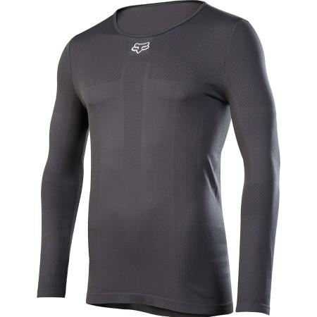 Pánský cyklistický dres - Fox Sports & Clothing ATTACK BASE LS FIRE - 1
