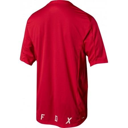 Tricou de ciclism bărbați - Fox Sports & Clothing CAMO BURN SS - 2