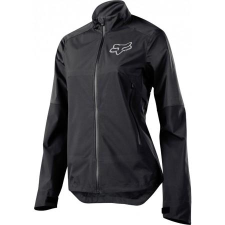 Geacă ciclism de damă - Fox Sports & Clothing W ATTACK WATER JCK - 1