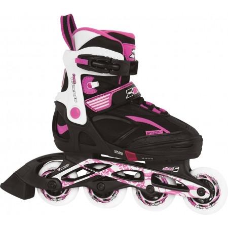Mädchen Inline-Skates - Zealot FAST PRINCES