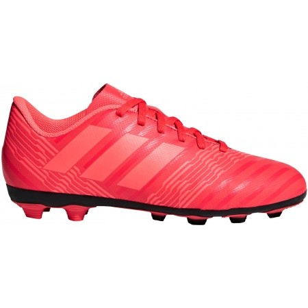 Dětská fotbalová obuv - adidas NEMEZIZ 17.4 FxG J - 1