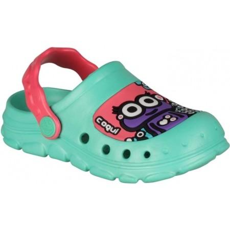 Coqui STONEY - Dětské sandály