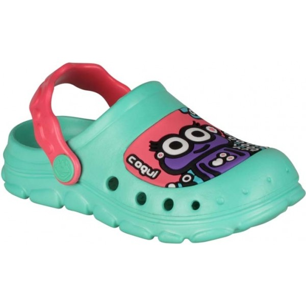 Coqui STONEY - Detské sandále
