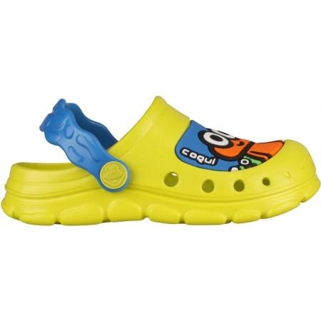 Kids' sandals - Coqui STONEY - 2