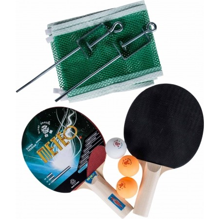 Table tennis set - Giant Dragon METEO/NETSET