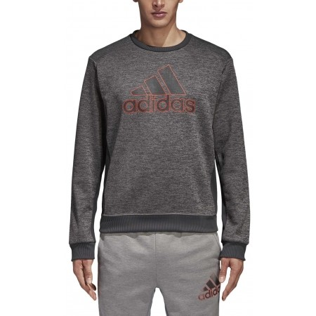 Men's sweatshirt - adidas COMMERCIAL GENERALIST CREW PES - 6