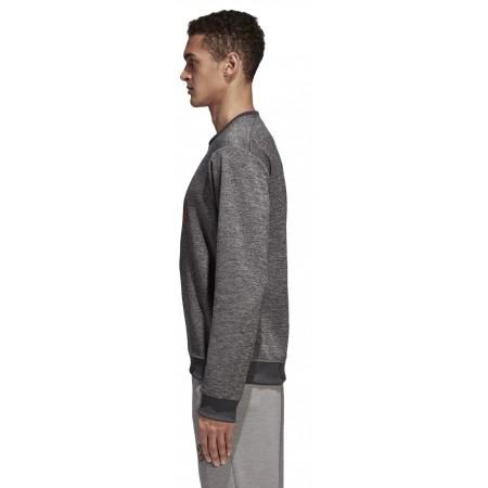 Men's sweatshirt - adidas COMMERCIAL GENERALIST CREW PES - 4