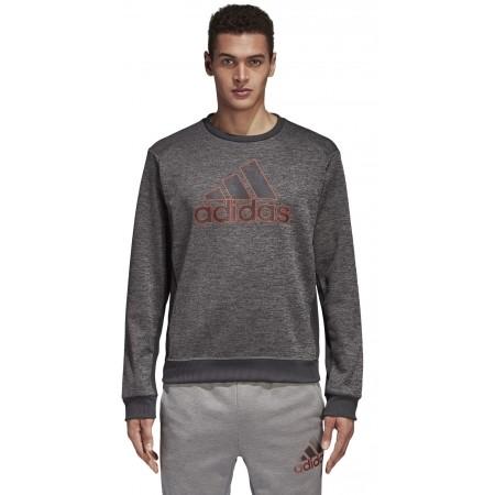 Men's sweatshirt - adidas COMMERCIAL GENERALIST CREW PES - 3