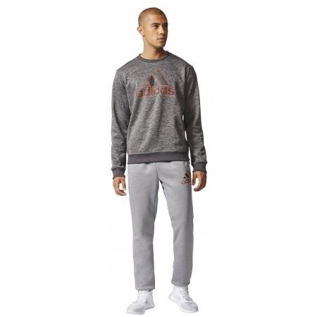 Men's sweatshirt - adidas COMMERCIAL GENERALIST CREW PES - 7