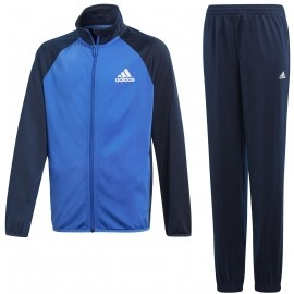 adidas BOYS TRACKSUIT ENTRY CLOSED HEM - Dres chłopięcy