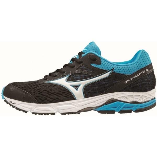 Mizuno WAVE EQUATE 2 černá 8.5 - Pánská běžecká obuv