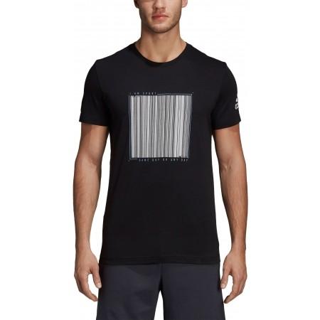 Tricou de bărbați - adidas BARCODE TEE - 5