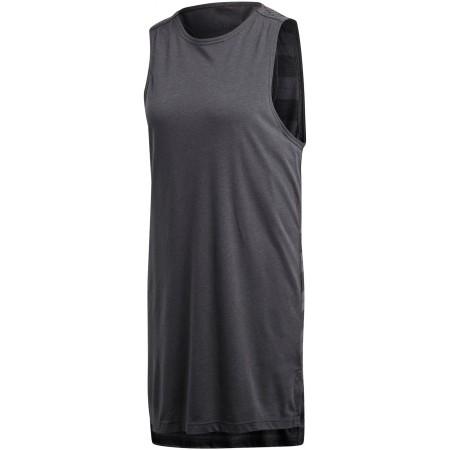 Koszulka damska - adidas W ID LONG M TEE - 1
