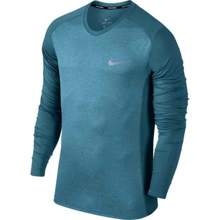 c3b7353895 Férfi sportos póló - Nike MILER TOP LS - 1