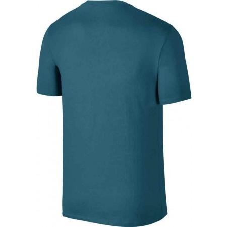 Herren T- Shirt - Nike TEE NIKE BLOCK - 4