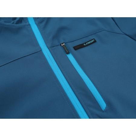 Men's softshell jacket - Loap LEMON - 7