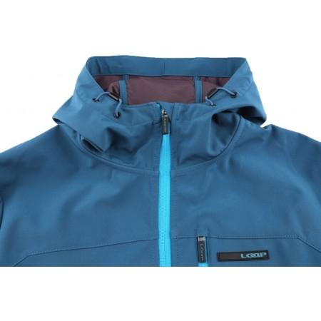 Men's softshell jacket - Loap LEMON - 3