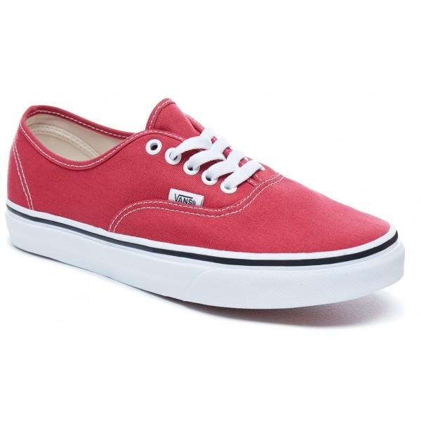 Vans AUTHENTIC piros 9 - Férfi teniszcipő