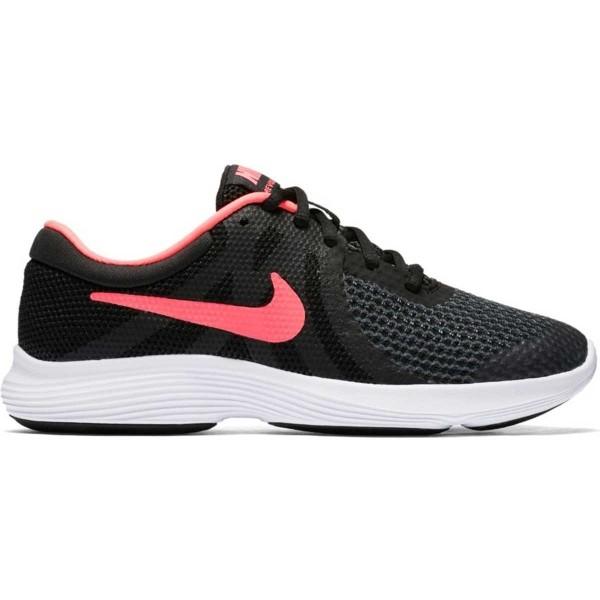 Nike REVOLUTION 4 GS černá 5Y - Dívčí běžecká obuv