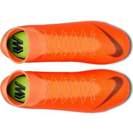 Ghete de fotbal bărbați - Nike MERCURIAL SUPERFLY VI ACADEMY MG - 4