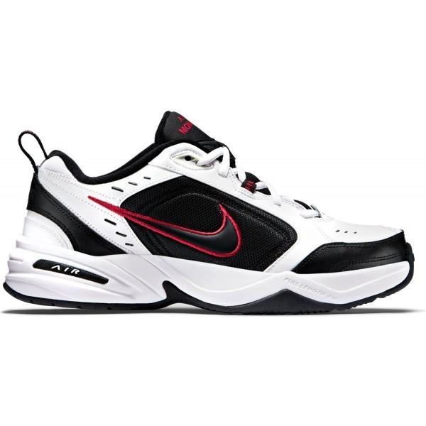 Nike AIR MONARCH IV bílá 11 - Unisex tréninková bota