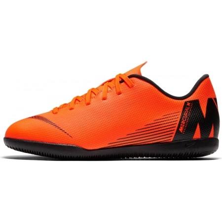 Obuwie piłkarskie halowe dziecięce - Nike MERCURIALX VAPOR XII CLUB IC JR - 2