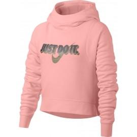 Nike SPORTSWEAR MODERN HOODIE CROP GX - Dívčí mikina aa7e6ff0f02