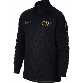 Nike DRI-FIT CR7 ACADEMY DRILL - Boys' football T-shirt