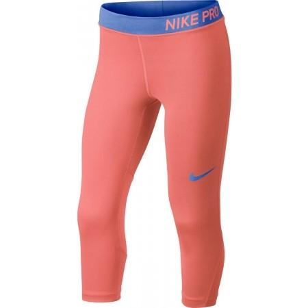 Girls  leggings - Nike PRO CAPRI - 1 b2aac892b