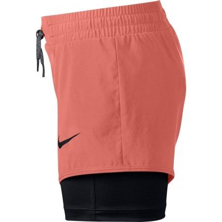 Trainingsshorts für Mädchen - Nike G SHORT 2IN1 - 2