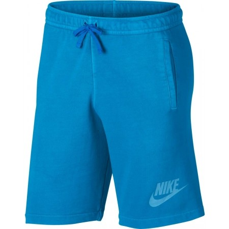 Herren Shorts - Nike SPORTSWEAR SHORT FT WASH HBR - 1