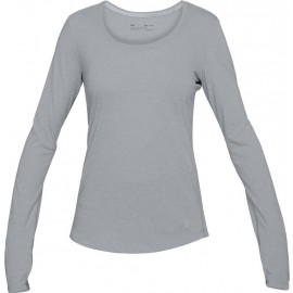 Under Armour THREADBORNE STREAKER LONG SL - Women's functional T-shirt