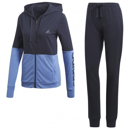 Women's track suit - adidas WTS CO MARKER - 1