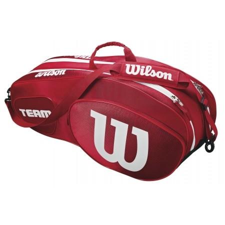 Geantă de tenis - Wilson TEAM III 6PK BAG - 1