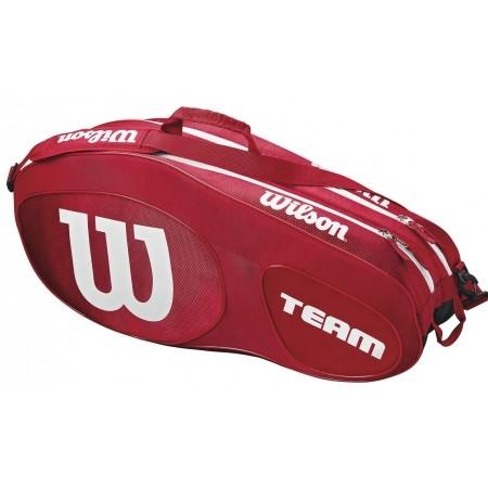 Geantă de tenis - Wilson TEAM III 6PK BAG - 2